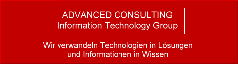Advanced Consulting Information Technology Group